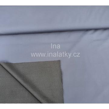 Letní softshell jednobarevný - šedá