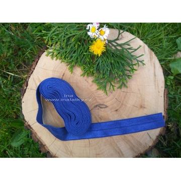 Pruženka modrá   Šíře: 20mm