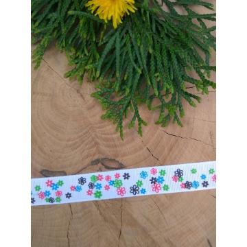 Stuha s potiskem dětský motiv šíře 15mm