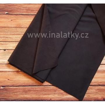 Softshell zimní černá