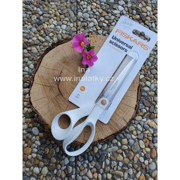 Nůžky Fiskars bílá