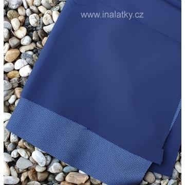 Letní softshell jednobarevný - tmavě modrá